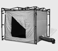RF EMI Shielding Tents, Enclosures and Pouches